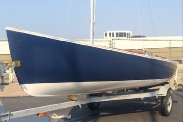 2015 Cape Cod Rhodes best used sailboat for sale
