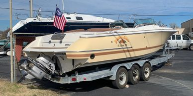 2008 Chris Craft Launch for sale