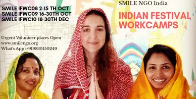 Indian Festival Workcamps