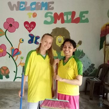 Volunteering opportunities India