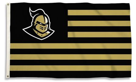 Striped College Flags-College Flags with Stripes-College Flags-Collegiate Flags