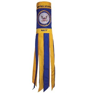 Military Windsocks-United States-Windsock-Navy-Army-Air Force-Marine Corps-Coast Guard-POW-MIA-US