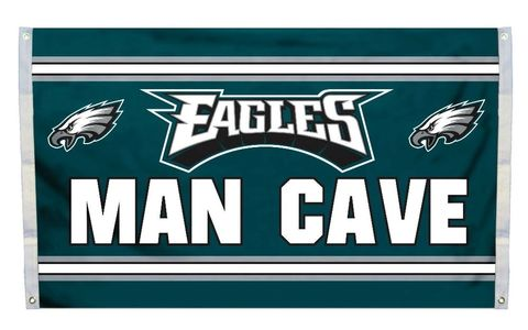 NFL Flags-NFL Man Cave Flags
