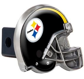 NFL 2 Inch Helmet Receiver Hitch Covers-NFL Trailer Hitch Inserts-Buy-Shop-Purchase