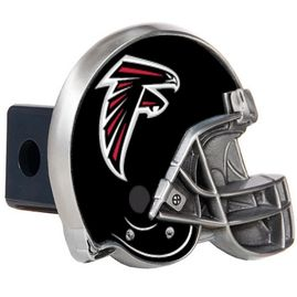NFL Helmet Receiver Hitch Covers-Metal-Helmet-Trailer-Buy-Shop-Purchase-For Sale