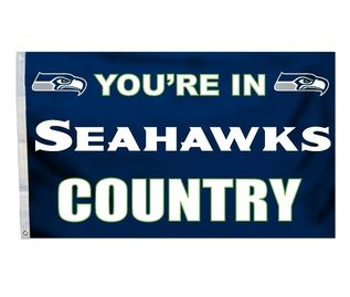 NFL Seattle Seahawks Flags and Banners | NFL Seattle Seahawks Flags
