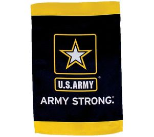 Military Garden Flags-Armed Forces Flags-Small Military Flags-Military Lawn Flags-US Military