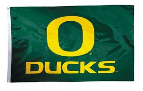 Embroidered College Flags-NCAA College Sewn Embroidered Flags-College Flags