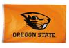 Oregon State Beavers Embroidered Flag 3' X 5'