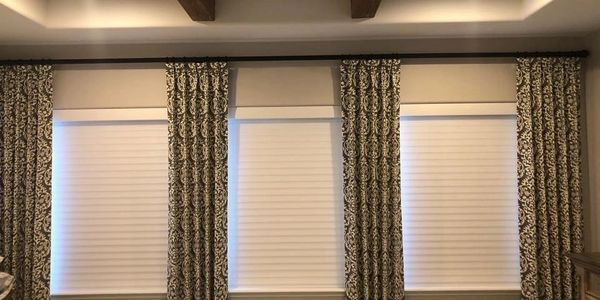 CUSTOM DRAPERY and CURTAINS in Chandler,Gilbert, Mesa, Queen Creek