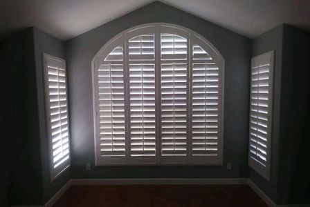 Custom shutters in Gilbert, Chandler, Mesa and Queen Creek Arizona