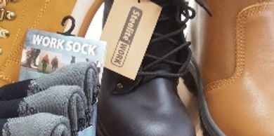 Safety Boots Work Booots Steel Toe boots Portwest work boots Portwest supplier  in Northumberland