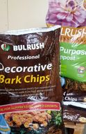 Garden Compost in Belford,Bulrush Decorative Bark, Bulrush Garden Compost