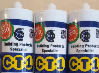Cheapest CT1 Clear £7.99 per tube ex vat ( box of 12 ) CT1 Clear best price CT1 Adhesive