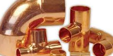 Copper Weld ring fittings Copper fittings in Belford Copper fittings at BSB Supplies  DIY NE70 NE66