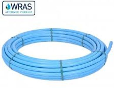 MDPE Pipe 50 Meter Philmac Pipe Philmac Blue Pipe 32mm MDPE 25mm Discounted MDPE 32mm