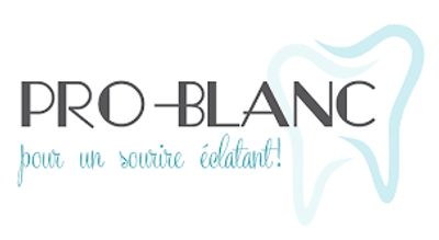 Pro-Blanc blanchiment dentaire