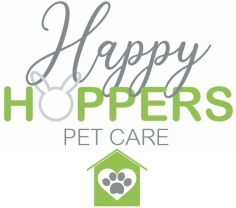 Happy Hoppers Pet Care