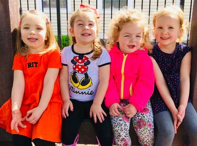 two year olds twos daycare fairport childcare bates-rich school kids children playground