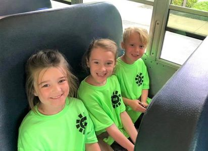 fieldtrip summer camp kids daycare childcare fairport bates-rich bates school perinton victor