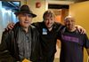 Todd with Gene Cornish & Felix Cavaliere from The Rascals