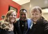 Todd & Connie with Music legend Mr. George Benson