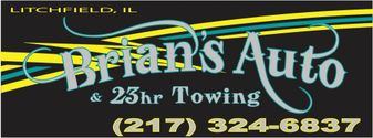 Brian's Auto Service & 23 Hour Towing