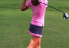 Great Swing, Cristine Lee!