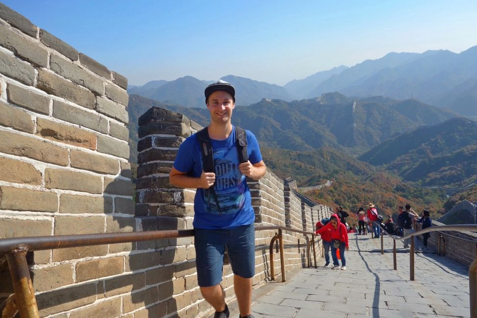 The Great Wall of China, The Travelers Blueprint, Asia, Travel, Ryan Kallio, Teaching Abroad