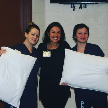 Pillows for Prisoners