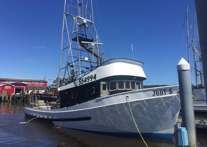 Albacore Fishing Boat