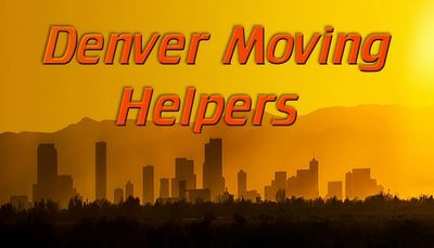 Denver Moving Helpers
