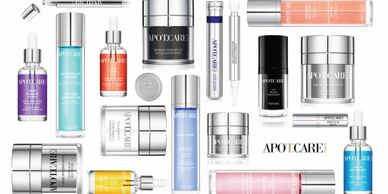 Apot.care skincare a luxurious line for the beauty of your skin.