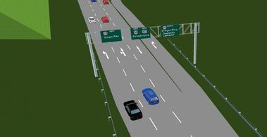 US Route 222 Interchange, Preliminary Engineering