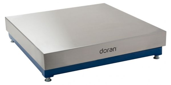 The modular design of the Doran Baggage Scale makes installation a snap!