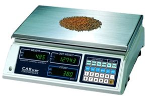 The SC Series Counting Scale is a simple precise counting scale.