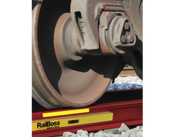 The RailBoss rail scale is a cost-effective and easy-to-install.