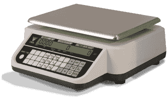The affordable DIGI DMC-782 Series portable coin counting scale