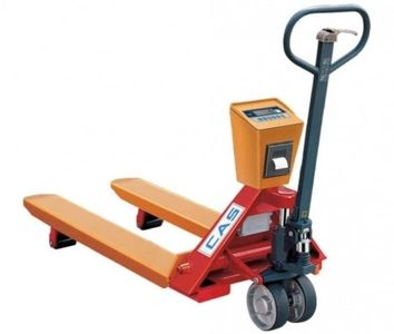 The CPS Series Pallet Jack Scales are the ideal solution for commercially approved