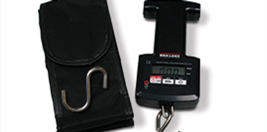 Rice Lake hanging scales are available for a variety of suspended weighing tasks and applications.