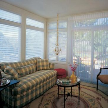 Custom Blinds, Shades, and Shutters