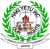 Haki Yetu Our Rights