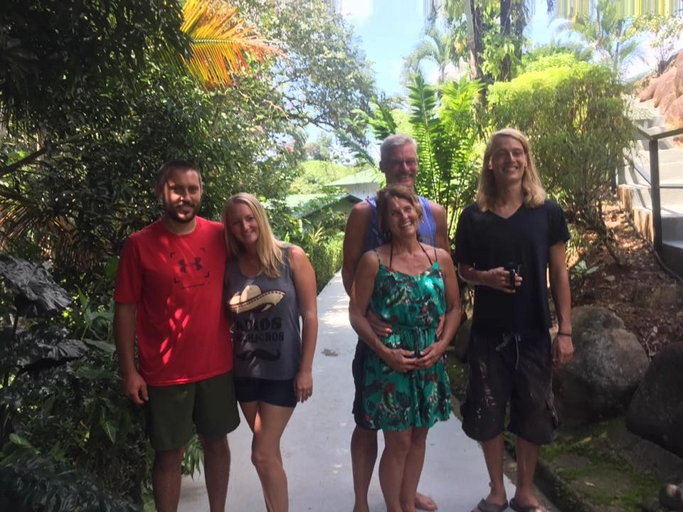 Owners The Mango Tree Villas and Spa