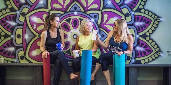 Wine Yoga, Palmetto Florida, A little twisted yoga, relax, friends, stressfree, unwind, meet new