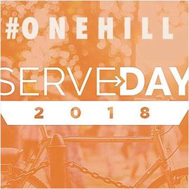 Our #OneHill community held Foothill High School's 2nd Annual Serve day 2018.