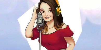 Aimee Smith video game voiceover vo voice over actress from Australia