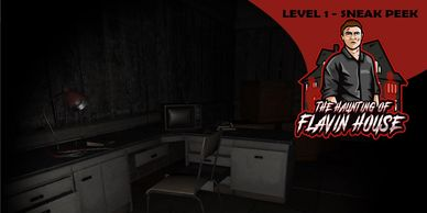 The Haunting of Flavel House horror mobile game