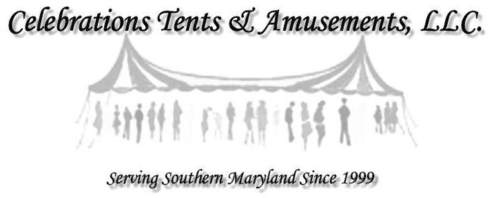 Celebration Tents & Amusements