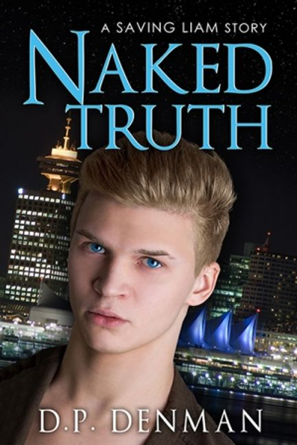 Naked Truth, award-winning author DP Denman