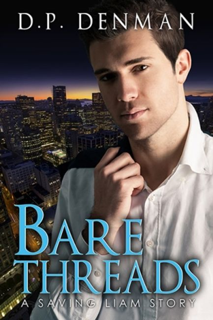 Bare Threads, award-winning romance author DP Denman